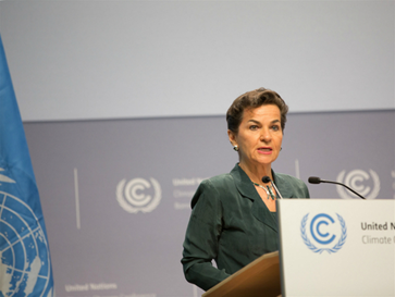 Christiana Figueres - One of my 3 Sustainability Heroes