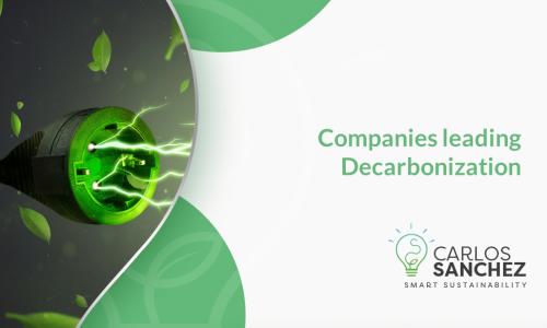 Companies Leading Decarbonization