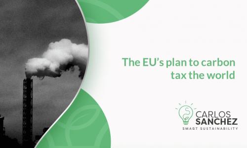 EU carbon tax