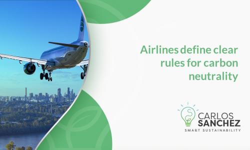 Carbon Neutral Flights